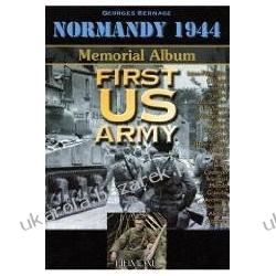 First US Army Normandy 1944 Memorial Album Bernage Georges Francois Dominique Groult Erik