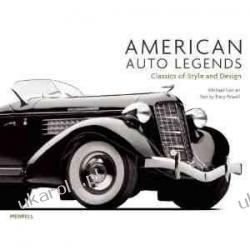 American Auto Legends: Classics of Style and Design Michael Furman Tracy Powell Kalendarze książkowe