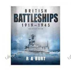 British Battleships 1919-1945 R. A. Burt Kalendarze ścienne