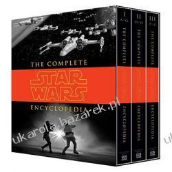 The Complete Star Wars Encyclopedia gwiezdne wojny Sansweet Stephen J. Hidalgo Pablo Lotnictwo