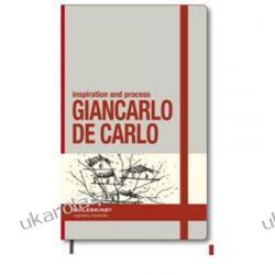 Giancarlo De Carlo: Inspiration and Process in Architecture Kalendarze ścienne