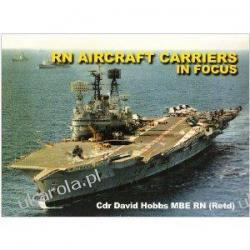 Royal Navy Aircraft Carriers in Focus Kalendarze ścienne