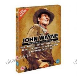 The John Wayne Westerns Collection 9DVD Historia żeglarstwa