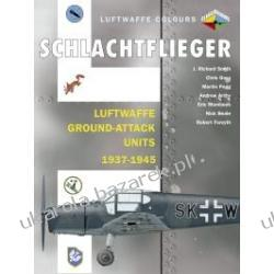 Schlachtflieger Luftwaffe Ground-attack Units 1937-1945 Ehrengardt Christian-Jacq Pozostałe