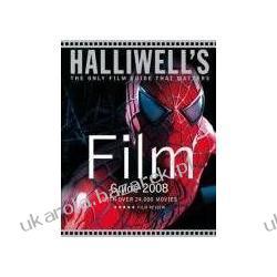 Halliwell's Film Guide 2008 Video Guide Harper Entertainment Pozostałe