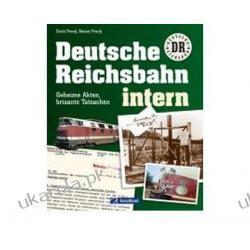 Deutsche Reichsbahn intern: Geheime Akten, brisante Tatsachen Usługi