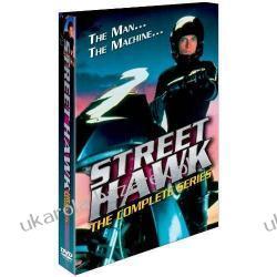 Street Hawk 4DVD Complete Series Pozostałe