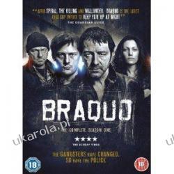 Braquo - Series 1 DVD Kalendarze ścienne