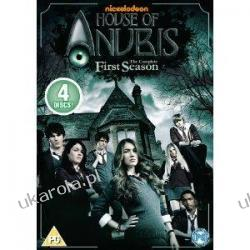 House of Anubis - Complete Season 1 DVD Ptaki