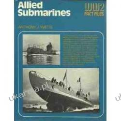 Allied Submarines of World War II (World War Two Fact Files) Pozostałe