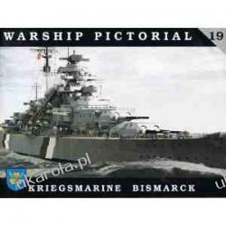 Warship Pictorial No. 19 - Kriegsmarine Bismarck Pozostałe