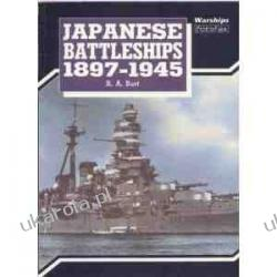 Japanese Battleships, 1897-1945 (Warships Illustrated)