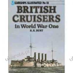 British Cruisers in World War One (Warships illustrated) Pozostałe