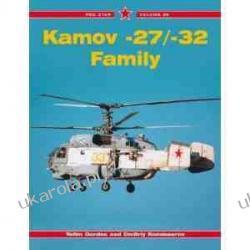 Kamov 27-32 Series (Red Star) Yefim Gordon Dmitriy Komissarov Pozostałe