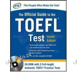Official Guide to the TOEFL Test with CD-ROM 4th Edition (McGraw-Hill's Official Guide to the TOEFL Ibt (W/CD))