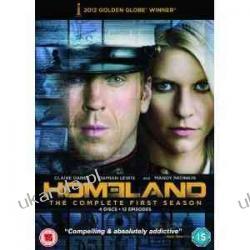Homeland Season 1 (4DVD) Samochody