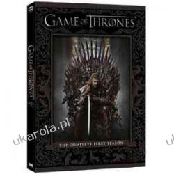 Game of Thrones - Season 1 [DVD] Gra o tron Zestawy, pakiety