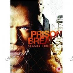 Prison Break Season 3 DVD Marynarka Wojenna