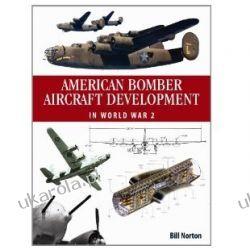 American Bomber Aircraft Development in World War 2 Kalendarze ścienne
