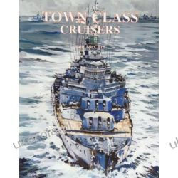 Town Class Cruisers Neil McCart, Steve Bush  Albumy i czasopisma