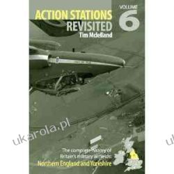 Action Stations Revisited: Northern England and Yorkshire v. 6 Tim McLelland Kalendarze książkowe