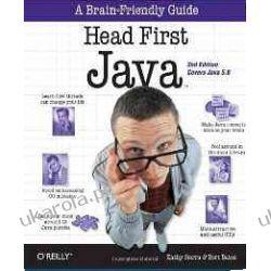 Head First Java Kathy Sierra Bert Bates  Programowanie
