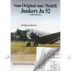 Junkers Ju 52 (Civilian): Zivilversionen (Vom Original Zum Modell)  Kalendarze ścienne