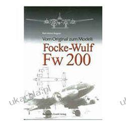 Vom Original Zum Modell Focke-Wulf Fw200