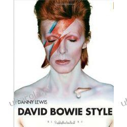 David Bowie Style Danny Lewis Albumy i czasopisma