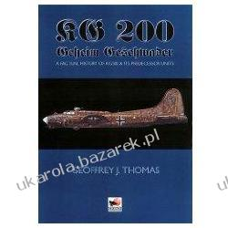 KG200: Luftwaffe's Most Secret Squadron Geoffrey Thomas Kalendarze ścienne