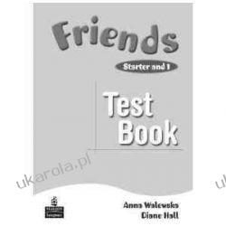 Friends Starter & Level 1 (global) Test CD Pack Pozostałe