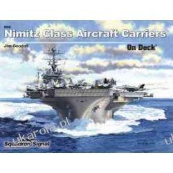 Nimitz Class Aircraft Carriers - On Deck No. 6 Kalendarze ścienne