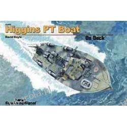Higgins PT Boat - On Deck No. 8  Kalendarze ścienne