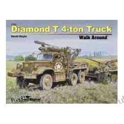 Diamond T 4-ton Truck Walk Around (27031)