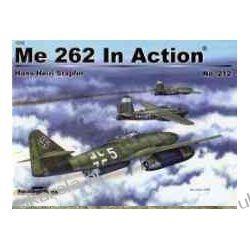 Messerschmitt Me 262 in action - Aircraft No. 212