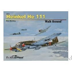 Heinkel He 111 Walk Around (25070)