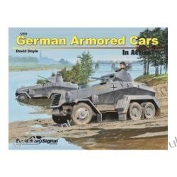 German Armored Cars in Action (12050) Kalendarze ścienne