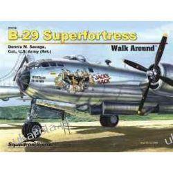 B-29 Superfortress - Color Walk Around No. 54 Pozostałe