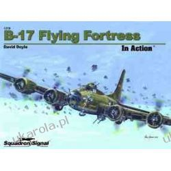 B-17 Flying Fortress in Action - Aircraft No. 219 Kalendarze ścienne