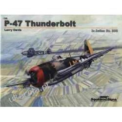 P-47 Thunderbolt in action - Aircraft No. 208 Kalendarze ścienne
