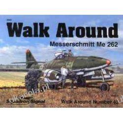 Messerschmitt Me 262 - Walk Around No. 42 Kalendarze ścienne