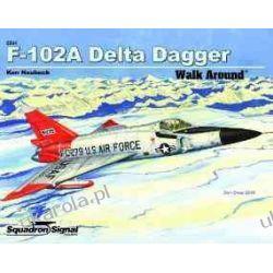 F-102 Delta Dagger - Walk Around No. 64 Kalendarze ścienne