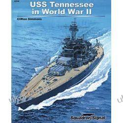 USS Tennessee in World War II - Specials series (6094) Marynarka Wojenna