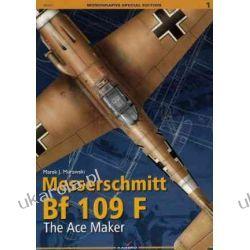 Messerschmitt Bf 109 F (Monographs Special Edition)