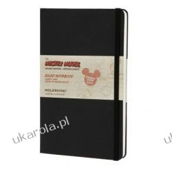 Moleskine Mickey Mouse Large Ruled Limited Edition Notebook (Moleskine Diaries)