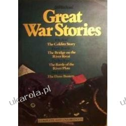 Great War Stories: The Colditz Story; The Bridge on the River Kwai; The Battle of River Plate; The Dam Busters