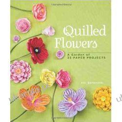 Quilled Flowers Alli Bartkowski  Kalendarze ścienne