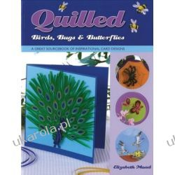 Quilled Birds, Bugs and Butterflies Samochody