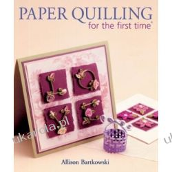 Paper Quilling for the first time Alli Bartkowski
