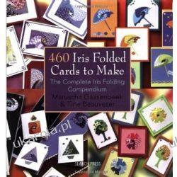 460 Iris Folded Cards to Make Pozostałe